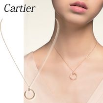 【Cartier】国内発送 ジュスト アン クル ネックレスPG