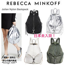 【REBECCA MINKOFF】Julian Nylon Backpack リュック