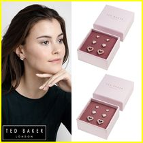 TED BAKER(テッドベーカー) ピアス 【日本未入荷!】TED BAKER☆3点ピアスギフトセット