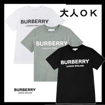 BURBERRY KIDS☆ロゴ Tシャツ 12Y-14Y 大人OK
