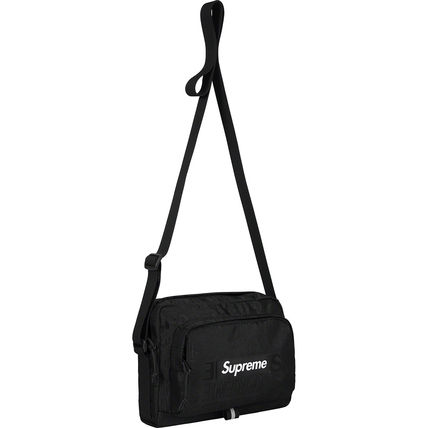 Supreme ショルダーバッグ ★  Supreme  ★  SS19   Week1  ★  Shoulder Bag  ★   Black(3)