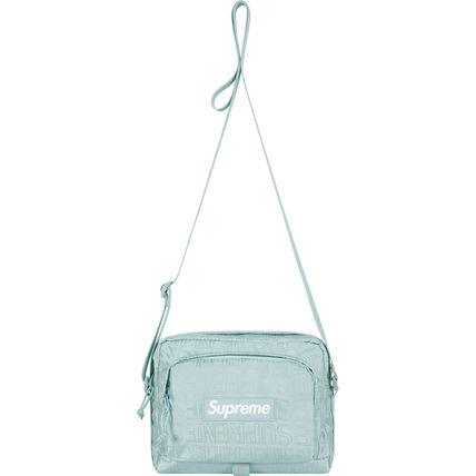 Supreme ショルダーバッグ ★  Supreme  ★  SS19   Week1  ★  Shoulder Bag  ★   Black(11)