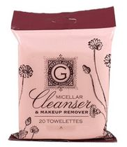 【Trader Joe's】Micellar Cleanser&Makeup Remover Towelettes
