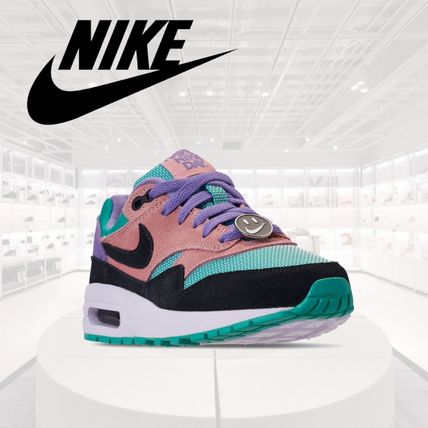 """Nike キッズスニーカー 大人も大丈夫!! Big Kids' NIKE AIR MAX 1 """"HAVE A NIKE DAY"""""""