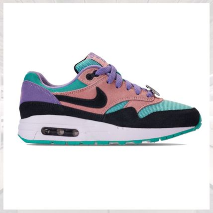 """Nike キッズスニーカー 大人も大丈夫!! Big Kids' NIKE AIR MAX 1 """"HAVE A NIKE DAY""""(2)"""