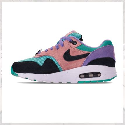 """Nike キッズスニーカー 大人も大丈夫!! Big Kids' NIKE AIR MAX 1 """"HAVE A NIKE DAY""""(3)"""