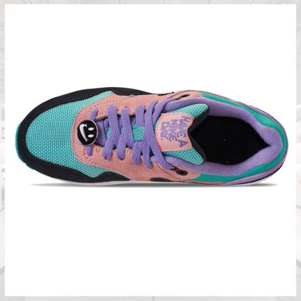 """Nike キッズスニーカー 大人も大丈夫!! Big Kids' NIKE AIR MAX 1 """"HAVE A NIKE DAY""""(4)"""