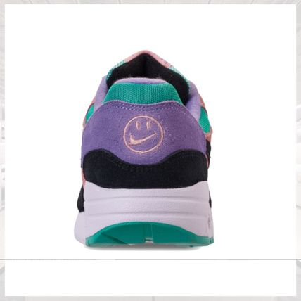 """Nike キッズスニーカー 大人も大丈夫!! Big Kids' NIKE AIR MAX 1 """"HAVE A NIKE DAY""""(6)"""