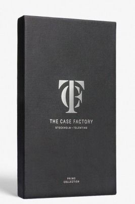 THE CASE FACTORY スマホケース・テックアクセサリー THE CASE FACTORY★IPHONE XR CARD CASE CROCODILE BLACK(5)