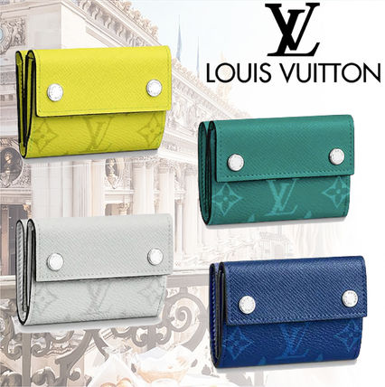 the best attitude 19030 d53dd 2019SS Louis Vuitton ディスカバリー・コンパクト ウォレット