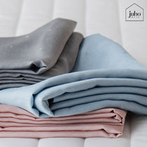 juhoDECO★BASIC SOLID VISCOSE RAYON BEDDING 3カラー