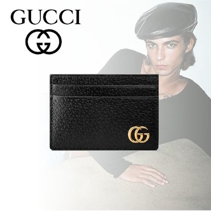 1647cc2564dfcf GUCCI 雑貨・その他 グッチ 19SS GG Marmont leather money clip マネークリップ ...