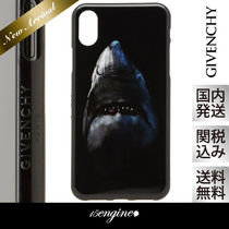 COOL☆SHARK PRINT iPhone X/XSケース☆GIVENCHY