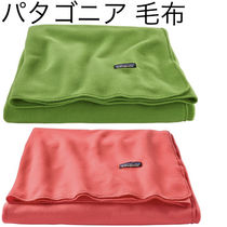 【Patagonia 】Kids' Solid Fleece Blanket フリース毛布