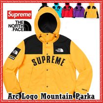 The North Face X SUPREME Arc Logo Mountain Parka SS19 WEEK 5