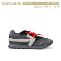 Off-White // 19SS // スニーカー グレー ARROW SNEAKERS GREY