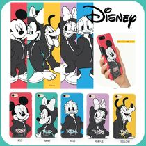 [ DISNEY ] Fashion Hood SLIM FIT IPHONE CASE