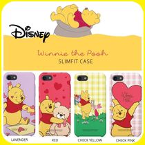 [ DISNEY ] Winnie the Pooh Heart SLIM FIT IPHONE CASE