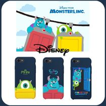 [ DISNEY ] Sulley&Mike SLIM FIT IPHONE CASE