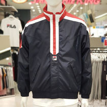 [フィラ] FILA HERITAGE WINDBREAKER JACKET 送料込/追跡付