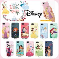 [ DISNEY ]  Disney Princess SLIM FIT IPHONE CASE