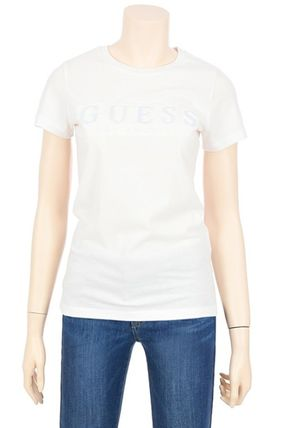 Guess Tシャツ・カットソー ☆韓国の人気☆【GUESS】☆ホログラム GUESS 半袖Tシャツ☆4色☆(3)