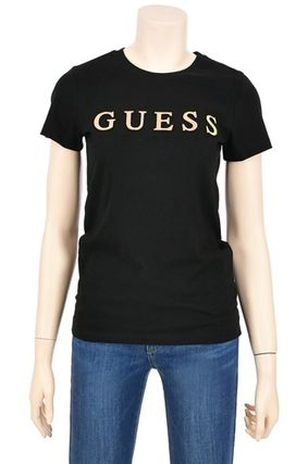 Guess Tシャツ・カットソー ☆韓国の人気☆【GUESS】☆ホログラム GUESS 半袖Tシャツ☆4色☆(4)