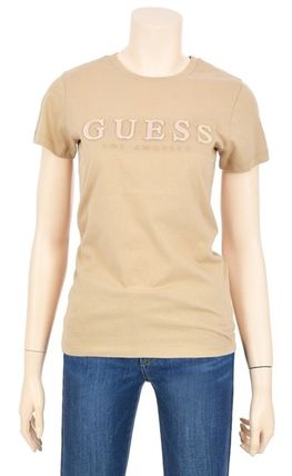 Guess Tシャツ・カットソー ☆韓国の人気☆【GUESS】☆ホログラム GUESS 半袖Tシャツ☆4色☆(5)