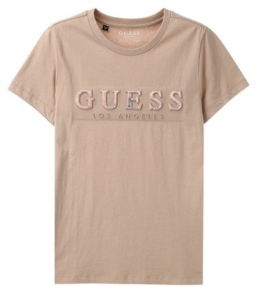 Guess Tシャツ・カットソー ☆韓国の人気☆【GUESS】☆ホログラム GUESS 半袖Tシャツ☆4色☆(15)
