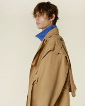 [ Adererror ] High fusion trench coat