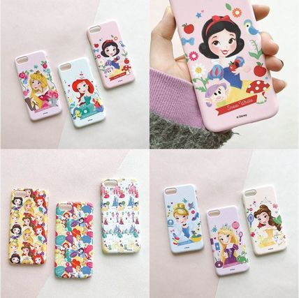 Disney スマホケース・テックアクセサリー [ DISNEY ] Disney Princess Baby Friends SLIM FIT IPHONE CASE(2)