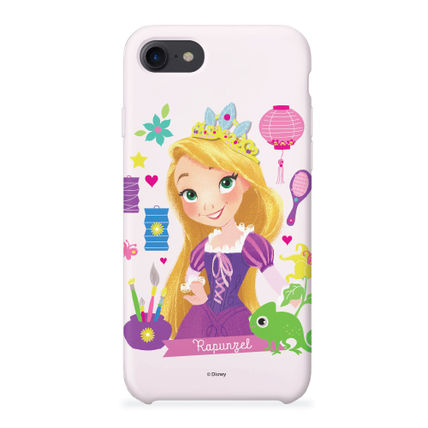 Disney スマホケース・テックアクセサリー [ DISNEY ] Disney Princess Baby Friends SLIM FIT IPHONE CASE(4)