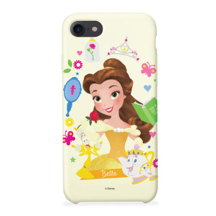 Disney スマホケース・テックアクセサリー [ DISNEY ] Disney Princess Baby Friends SLIM FIT IPHONE CASE(5)
