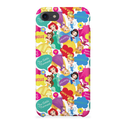 Disney スマホケース・テックアクセサリー [ DISNEY ] Disney Princess Baby Friends SLIM FIT IPHONE CASE(9)
