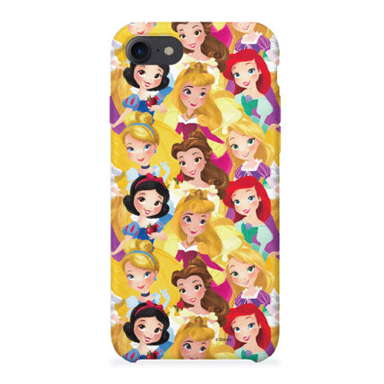 Disney スマホケース・テックアクセサリー [ DISNEY ] Disney Princess Baby Friends SLIM FIT IPHONE CASE(10)