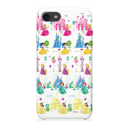 Disney スマホケース・テックアクセサリー [ DISNEY ] Disney Princess Baby Friends SLIM FIT IPHONE CASE(11)