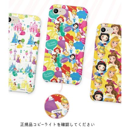 Disney スマホケース・テックアクセサリー [ DISNEY ] Disney Princess Baby Friends SLIM FIT IPHONE CASE(12)