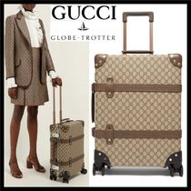 GUCCIxGLOBE-TROTTER★GG carry-on スーツケース★関税送料込!