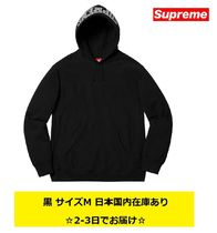 Supreme 19SS Sequin Arc Hooded Sweatshirt ロゴ パーカー