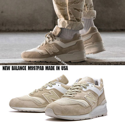 New Balance★M997PAB MADE IN USA★レトロ★兼用