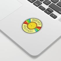 positivity Sticker