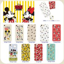 [ DISNEY ] Vintage Mickey Mouse&Friends SLIM FIT IPHONE CASE