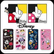 [ DISNEY ] Mickey Mouse&Friends Couple SLIM FIT IPHONE CASE