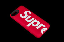 FW18 SUPREME MOPHIE IPHONE 7 & 8 JUICE PACK AIR RED 送料無料