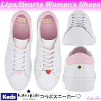 ☆keds×Kate Spadeコラボ☆Lips/Hearts Women's Shoes
