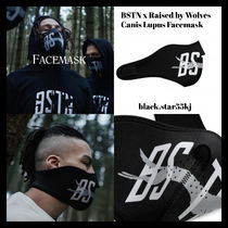 ★UK限定・人気話題!Canis Lupus Facemask BSTN マスク  送関税