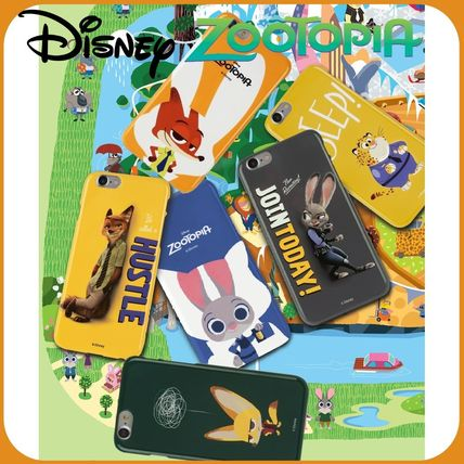 [ DISNEY ] ZOOTOPIA SLIM FIT IPHONE CASE
