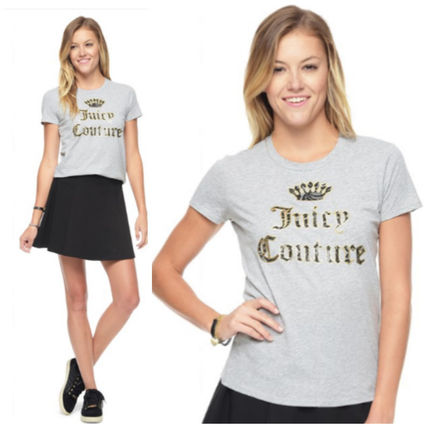 JUICY COUTURE Tシャツ・カットソー Sサイズ【即納】 JUICY COUTURE ♡Tシャツ
