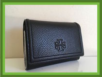 TORY BURCH THEA MEDIUM FLAP WALLET セール 限定一点