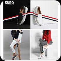 【paperplanes]SNRD シークレット OUT SOLE SLIP-ON3.5cm_SN539
